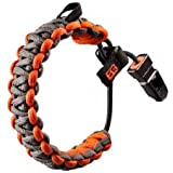 Gerber Survival GE31-001773 Bear Grylls Bracelet Grey / Orange