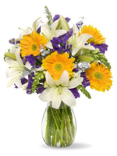 Cheerful Celebrations | With Vase