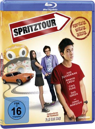 Spritztour [Blu-ray]
