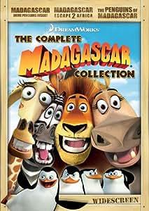 Madagascar: The Complete Collection (Madagascar / Madagascar Escape 2 Africa / The Penguins of Madagascar)