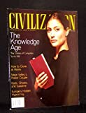 img - for CIVILIZATION: THE MAGAZINE OF THE LIBRARY OF CONGRESS: APRIL/MAY (Apr) 2000 (The Knowledge Age: The Library of Congress Turns 200, Digital Knowledge) (civilisation) book / textbook / text book