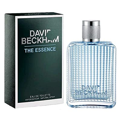 David Beckham The Essence Eau de Toilette Spray for Men 2.5 Ounce