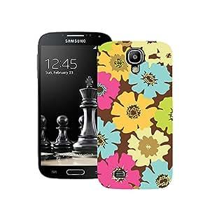 Zapcase Printed Back Case For Samsung Galaxy S4