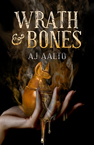 Wrath & Bones (The Marnie Baranuik Files Book 4) (Aalto Aj compare prices)