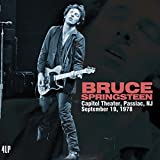 Live At The Capitol Theater, September 19th 1978 [VINYL] Bruce Springsteen and The E Street Band