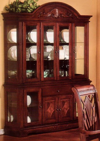 Cheap Manchester Cherry Dining Room China Buffet and Hutch (VF_AZ00-39528×21509)