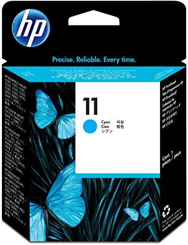 HP C4811A Testina di Stampa 11, Ciano