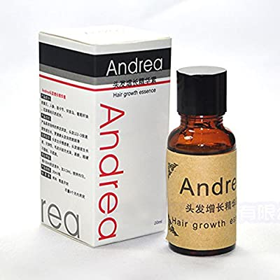 5 x 20ML Andrea Hair Growth Essence Hair Loss Stop Fast Hair Growth Products Regrow