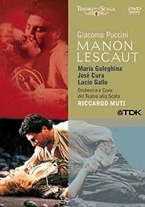 Puccini, Giacomo - Manon Lescaut (NTSC)