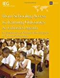 img - for From Schooling Access to Learning Outcomes: An Unfinished Agenda: An Evaluation of World Bank Support to Primary Education (Independent Evaluation Group Studies) book / textbook / text book