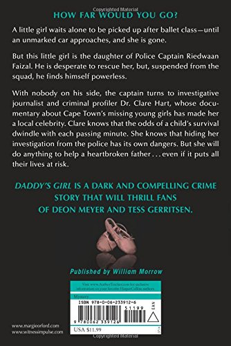 Daddy's Girl (A Clare Hart Mystery)
