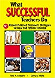 img - for What Successful Teachers Do: 91 Research-Based Classroom Strategies for New and Veteran Teachers book / textbook / text book