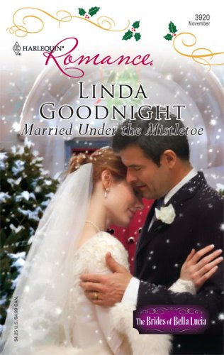 Image for Married Under The Mistletoe (Harlequin Romance)