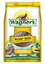 Wagner's 62050 Nyjer Seed Bird Food, 10-Pound Bag