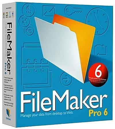 FileMaker Pro 6.0 EDU