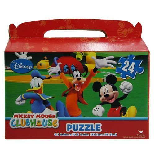 WeGlow International Minnie Mouse Gift Box Puzzle (Set of 2)