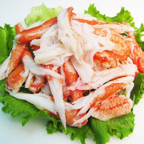 Red King Crab Meat, 1 lb (frozen)
