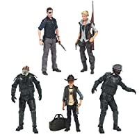 Walking Dead TV Series 4 Set of 5 Action Figures by McFarlane Toys