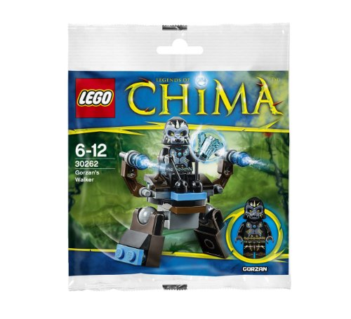 LEGO Legends of Chima Gorzan's Walker (30262) Bagged Set