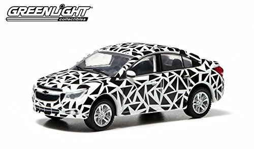 Greenlight 1:64 2013 Chevy Cruze Spy Shots Hobby Exclusive