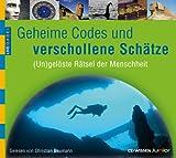 CD WISSEN Junior - Live dabei - Geheime Codes und verschollene Sch�tze. (Un)gel�ste R�tsel der Menschheit, 3 CDs