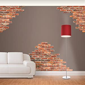 Fathead Wall Decal Real Big Generic Exposed