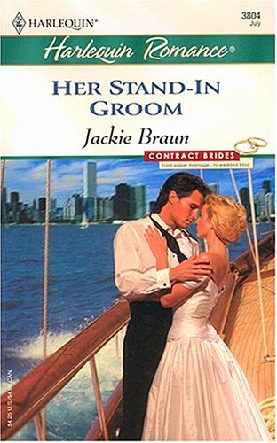 Image for Her Stand-In Groom: Contract Brides (Harlequin Romance)