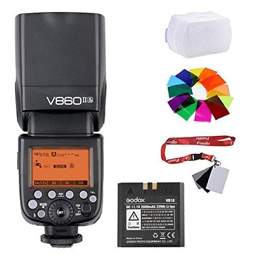 Fomito-Godox-Ving-V860II-S-24G-HSS-18000-TTL-Li-on-Battery-V860II-Camera-Flash-Speedlite-for-Sony-A7-A7R-A7S-A7II-A7RII-A58-A99-A6000-A6300-Camera