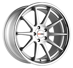 20″ Euromag Wheels 20×8.5 20×10 Machine Silver Fit Genesis Coupe 5×114.3