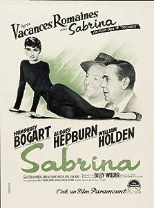 Resultado de imagen de sabrina movie poster