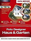Foto Designer Haus und Garten, CD-ROM Für Windows 2000, XP, 98, 98SE, ME