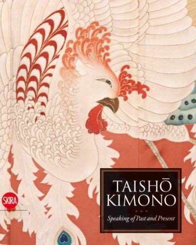 Taisho Kimono: Speaking of Past and Present