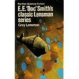 Grey Lensman (Panther science fiction)by E. E. Doc Smith