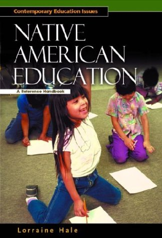 Native American Education: A Reference Handbook