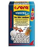 El material filtrante efficacissimo completamente biológico tarde Siporax Professional garantizará el agua del acuario cristalino o laghetto. es Apta para todos los tipos de filtros internos, externos, vertidos y filtros para laghetto. La estructura ...
