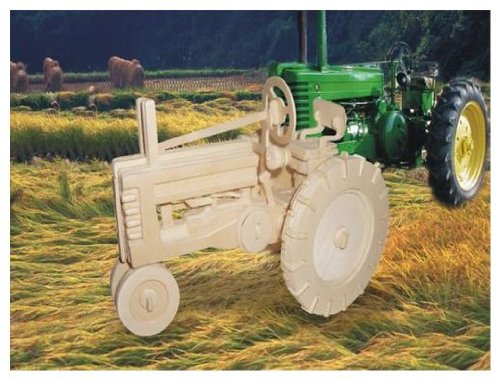 Farm Tractor (Farm Paint By Number compare prices)