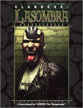 *OP Clanbook Lasombra (Vampire: The Masquerade Novels) written by Richard Dansky