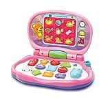 VTech Baby - Mis primeras teclas, Activity con forma de ordenador, color rosa (Vtech 3480-191257)