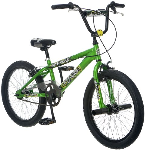 Mongoose Boy's Strike Bicycle (Green)