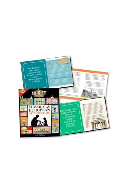 T.S. Shure ArchiQuest: Classical European Architecture, Painted Edition