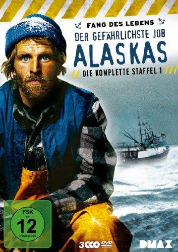 Fang des Lebens - Der gefährlichste Job Alaskas, Die komplette Staffel 1 [3 DVDs] hier kaufen