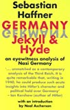 Germany: Jekyll and Hyde (1870352815) by Sebastian Haffner