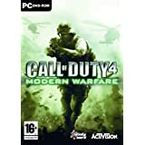 Call of Duty 4: Modern Warfare (PC DVD)by Activision