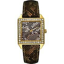 Guess W0050L2 Ladies SAVAGE Multifunction Brown Watch