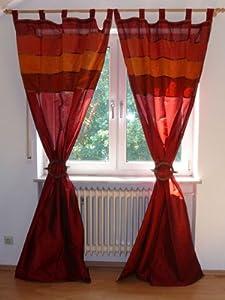 gardinen orientalisch angebote auf waterige. Black Bedroom Furniture Sets. Home Design Ideas