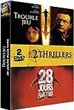 echange, troc Trouble Jeu / 28 Jours plus tard - Coffret 2 DVD