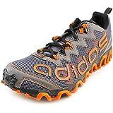 Adidas Vigor 3 Black/Orange Mens Running Shoes
