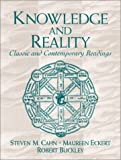 img - for Knowledge and Reality: Classic and Contemporary Readings book / textbook / text book