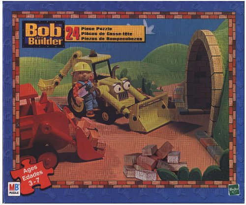 Picture of Hasbro Bob the Builder Puzzle (B002FSZEKQ) (Jigsaw Puzzles)