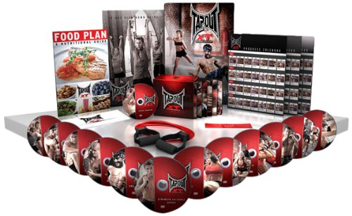 TapouT XT TV Special XT and Leg Bands/Diet Plan/Workout